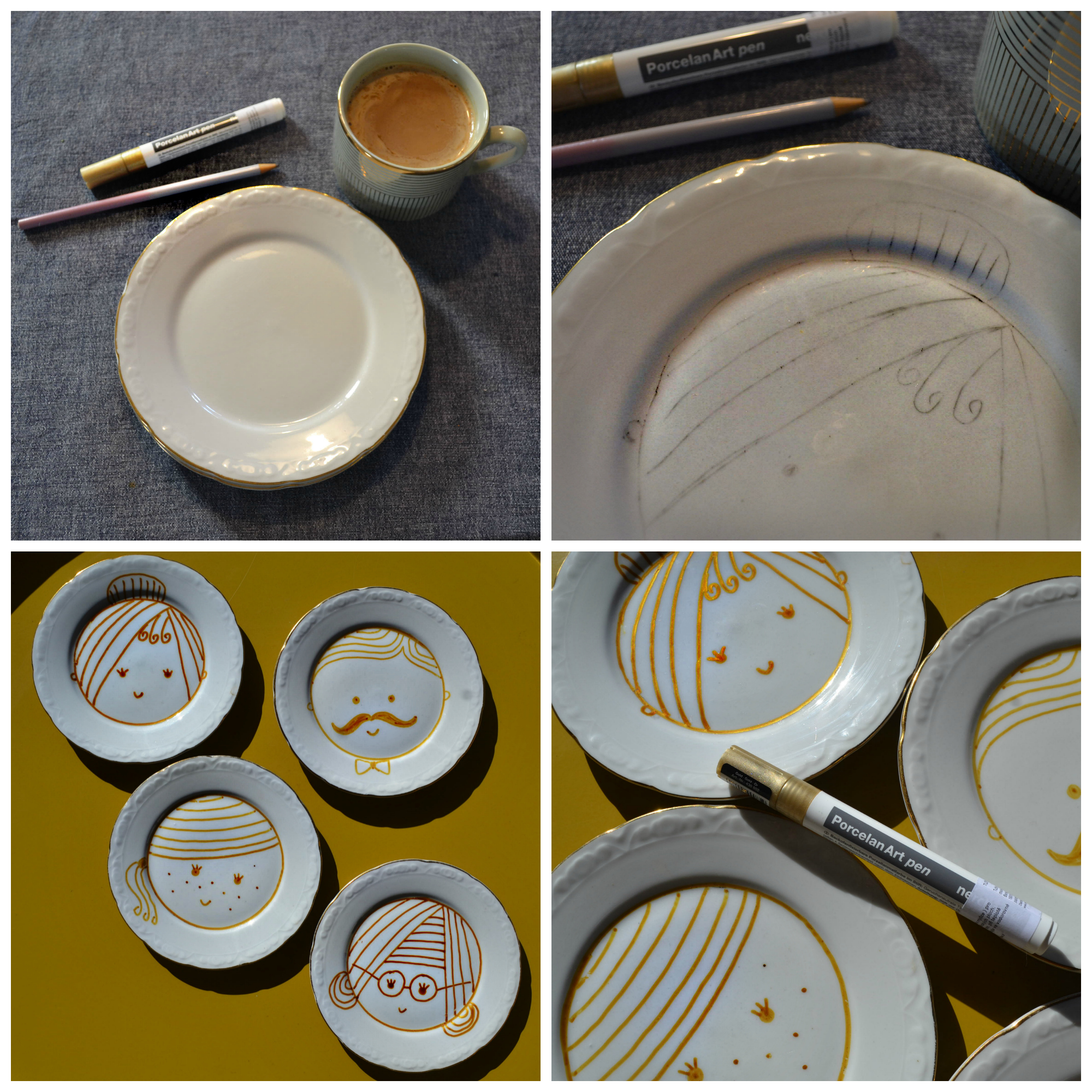 Dekorovani Porcelanu Pro Zacatecniky Vytvorimsi