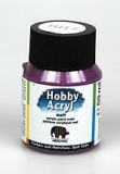 Akrylová barva - fialová