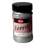 Barva Ferro - metalické stříbro 90 ml