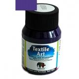Barva na textil - fialová