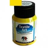 Barva na textil - žlutá
