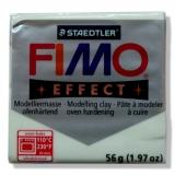 Fimo effect - fosforeskující zelená 56g