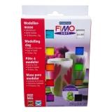 Fimo soft - sada 10ks bloků á 25g
