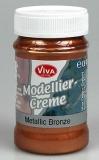 Modelovací krém - metalický bronz 90 ml