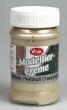 Modelovací krém - šampaň perleť 90 ml