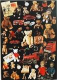 Papíry na decoupage - vintage, hračky
