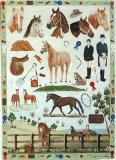Papíry na decoupage - koně