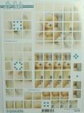 Papíry na decoupage 3D - medvídek u knížek
