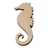Předměty překližka - mořský koník