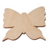 Předměty překližka - motýl 02
