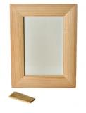 Rámeček na fotky dřevěný 9x13 cm (3)