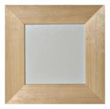 Rámeček tenký dřevěný 12x12 cm