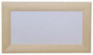 Rámeček dřevěný 24x12 cm