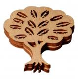 Razítko na textil - strom 6