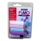 Sada Fimo Soft - Pastelové barvy