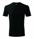 Tričko Adler CLASSIC unisex - černá XL