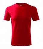Tričko Adler CLASSIC unisex - červená