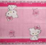 Ubrousek dětský - Hello Kitty