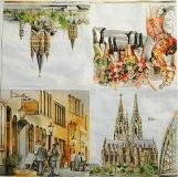 Ubrousek města a místa - Kolín