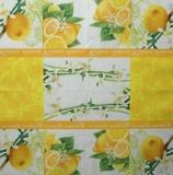 Ubrousek ovoce - citrony
