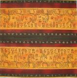 Ubrousek vzorovaný - egyptský