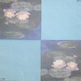 Ubrousek světoví malíři - Monet, lekníny