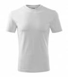 Tričko Adler CLASSIC unisex - bílá