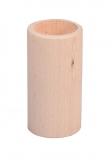 Dřevěný svícen 10 cm