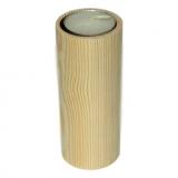 Dřevěný svícen 12 cm