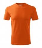 Tričko Adler CLASSIC unisex - oranžová M