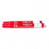 Fix na textil - červená