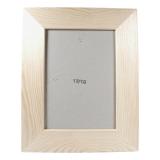Rámeček na fotky dřevěný plochý 13x18 cm (4)