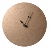 Hodiny pro decoupage - kruh 27
