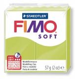 Fimo soft - trend zelená limetka 57g