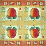 Ubrousek ovoce - jablka