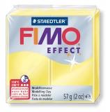 Fimo effect - transparentní žlutá 57g