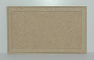 Destička MDF - obdélník 9 x 6,5