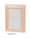 Rámeček na fotky dřevěný 10x15 cm (2,5)