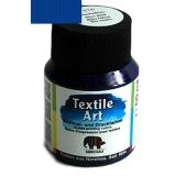 Barva na textil - tmavě modrá