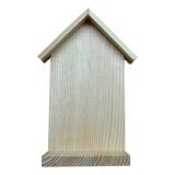 Dřevěný domeček na složení malý 60