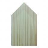 Dřevěný domeček střední