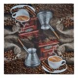 Ubrousek čaj - kouzlo kávy
