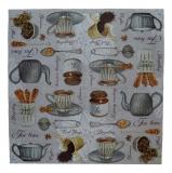 Ubrousek čaj - druhy čaje