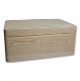 Dřevěná krabička 30x20 cm