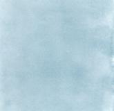Papír na scrapbooking - akvarel, světle modrá