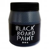 Tabulová barva - černá 250 ml