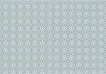 Dekorační papír  - modré arabesky