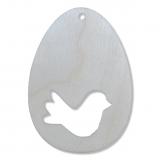 Závěs - velikonoční vajíčko 3