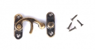 Kovové zapínání - bronz