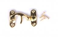 Kovové zapínání - zlaté